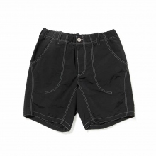 and wander / アンドワンダー | 60/40 cloth short pants - Black