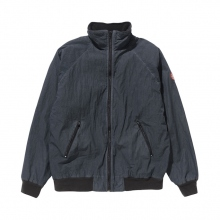 C.E / シーイー | C/N FLEECE JACKET - Charcoal ☆