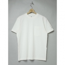 ....... RESEARCH | PKT. Tee - White