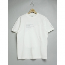 ....... RESEARCH | Back Packer's Tee - White