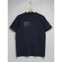 ....... RESEARCH | Back Packer's Tee - Navy