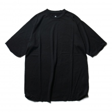 DESCENTE PAUSE / デサントポーズ | MERINO WOOL H/S T-SHIRT - Navy
