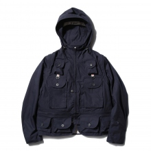 ....... RESEARCH | Game Pocket Hoody - Navy