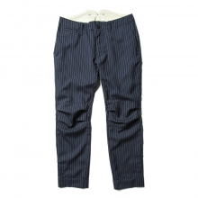 ....... RESEARCH | MT Hi-Back Trousers - Navy ☆