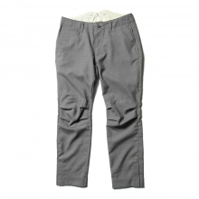 ....... RESEARCH | MT Hi-Back Trousers - Gray ☆