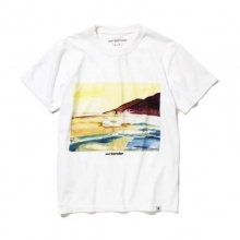 and wander / アンドワンダー | YoJeong x and wander T/ nature - White