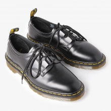 ENGINEERED GARMENTS / エンジニアドガーメンツ | Dr. Martens × EG - Ghillie Lace - Classic Smooth Leather - Black