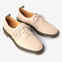 ENGINEERED GARMENTS | Dr. Martens × EG - Ghillie Lace - Hi Suede - Sand ☆