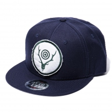 South2 West8 / サウスツーウエストエイト | Baseball Cap - Emblem - White ★