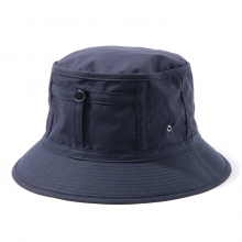 ....... RESEARCH | Bootleg Hat - Navy × Navy ☆