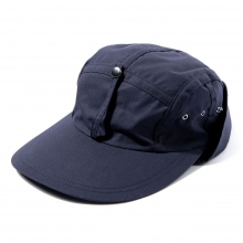 【Point 10% 5/26まで】....... RESEARCH | Bootleg Cap - Navy × Navy
