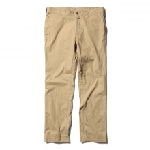 ....... RESEARCH | Piped Stem Pants - Beige ☆