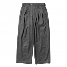 ENGINEERED GARMENTS / エンジニアドガーメンツ | Emerson Pant - Polyester Microfiber - H.Charcoal