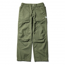 SASSAFRAS / ササフラス | FALL LEAF SUNSHINE PANTS - Ripstop - Olive