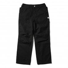 SASSAFRAS / ササフラス | FALL LEAF SUNSHINE PANTS - Ripstop - Black