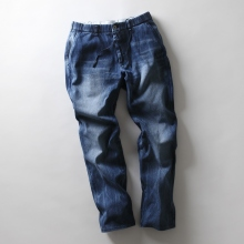 CURLY / カーリー | MAZARINE ST TROUSERS - Antique Indigo ☆