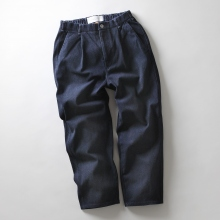 CURLY / カーリー | MAZARINE WD TROUSERS - Dark Indigo ☆