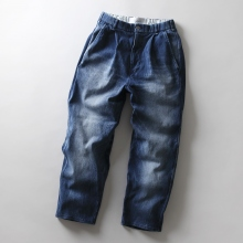 CURLY / カーリー | MAZARINE WD TROUSERS - Antique Indigo ☆