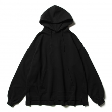WELLDER / ウェルダー | Pull-Over Hoodie - Black ☆