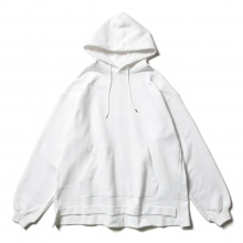 WELLDER / ウェルダー | Pull-Over Hoodie - White ☆