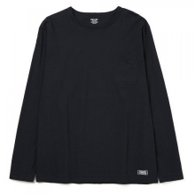 DELUXE CLOTHING / デラックス | PINA COLADA LONG SLV.TEE - Black