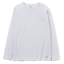 DELUXE CLOTHING / デラックス | PINA COLADA LONG SLV.TEE - Gray