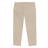 Mr.GENTLEMAN / ミスタージェントルマン|BASIC CHINO PANTS - Beige
