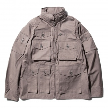 ....... RESEARCH | Game Pocket Jacket - Gray