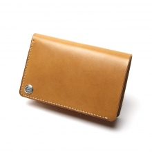 MOTO / モト | 2つ折り Wallet W2 - Brown