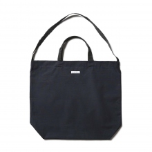 ENGINEERED GARMENTS / エンジニアドガーメンツ | Carry All Tote - Cotton Ripstop - Dk.Navy