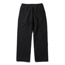 AURALEE / オーラリー | STAND-UP WIDE PANTS - Black