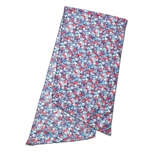 ENGINEERED GARMENTS / エンジニアドガーメンツ | Long Scarf - Floral Lawn - Navy/Red/Lt.Blue