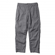 ENGINEERED GARMENTS / エンジニアドガーメンツ | Fatigue Pant - 7.5oz Twill -  Dk.H.Grey ~