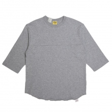 N.HOOLYWOOD / エヌハリウッド | 971-CS02 pieces N.H TPES × RUSSEL FOOT BALL T-SH - T.Gray