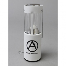 ....... RESEARCH | Anarcho Solo Lantern - Aマーク - White