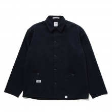 BEDWIN / ベドウィン | DICKIES Ex. L/S COVERALL JACKET 「NICKEY」 - Navy ★