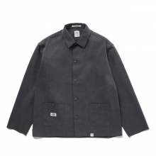 BEDWIN / ベドウィン | DICKIES Ex. L/S COVERALL JACKET 「NICKEY」 - Gray