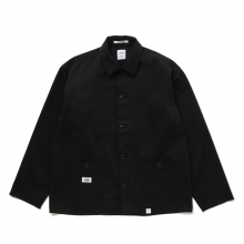 BEDWIN / ベドウィン | DICKIES Ex. L/S COVERALL JACKET 「NICKEY」 - Black
