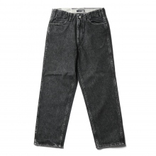 WESTOVERALLS / ウエストオーバーオールズ | 5 POCKET DENIM TROUSERS 801S - Bio Black