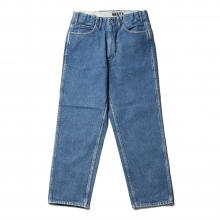 WESTOVERALLS / ウエストオーバーオールズ | 5 POCKET DENIM TROUSERS 801S - Bio Blue