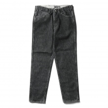 WESTOVERALLS / ウエストオーバーオールズ | 5 POCKET DENIM TROUSERS 806T - Bio Black