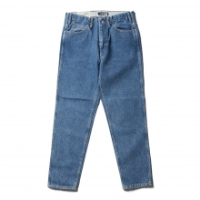 WESTOVERALLS / ウエストオーバーオールズ | 5 POCKET DENIM TROUSERS 806T - Bio Blue