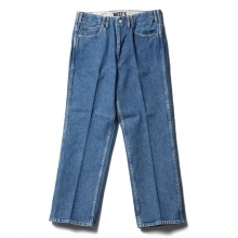 WESTOVERALLS / ウエストオーバーオールズ | 5 POCKET DENIM TROUSERS 817F - Bio Blue