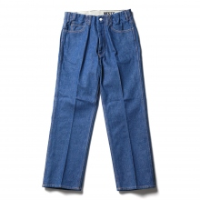 WESTOVERALLS / ウエストオーバーオールズ | 5 POCKET DENIM TROUSERS 817F - One Wash