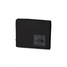 THE NORTH FACE / ザ ノース フェイス | Shuttle Wallet - Black