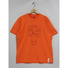 ....... RESEARCH | Two Spacemen - スーヴェニアTEE - Orange