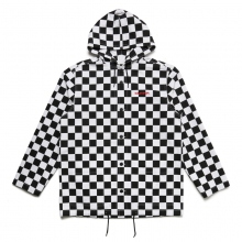 ELVIRA / エルビラ | BREAK  HOOD COACH'S JACKET - A (Checker)~