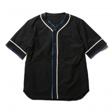 DESCENTE PAUSE / デサントポーズ | TRACK SHIRT - Black