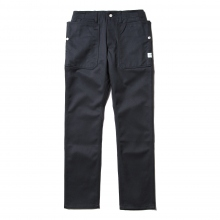 SASSAFRAS / ササフラス | FALL LEAF SPRAYER PANTS - T/C Twill 60/40 - Navy ★