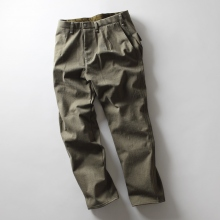 CURLY / カーリー | NP MECHANIC TROUSERS ☆